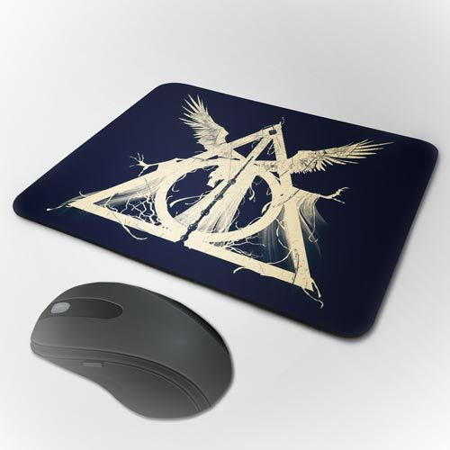 Mousepad Harry Potter - Relíquias da morte