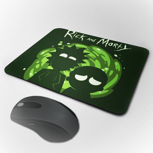 Mousepad Rick and Morty