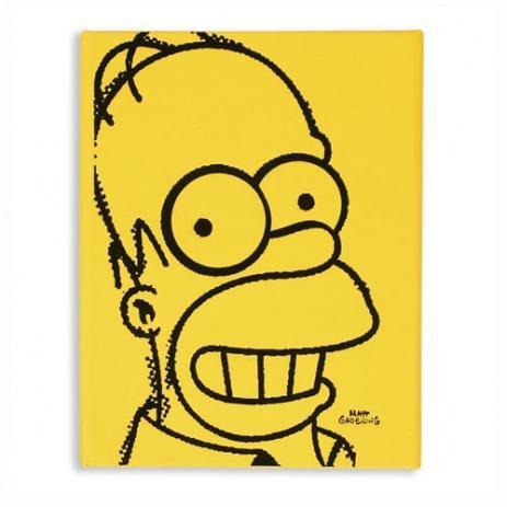 Caderno de Anotações Simpsons - Homer