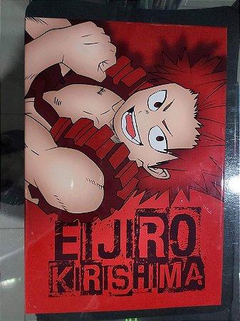 Quadro de Metal 30x40 Boku No Hero - Ejiro Kirishima