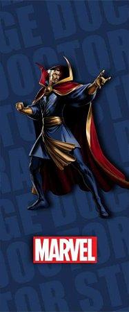 Quadro de Metal 26x11 Marvel - Doutor Estranho