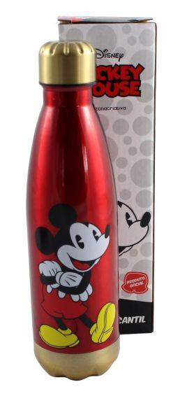 Garrafa Térmica Cantil 500ml Mickey