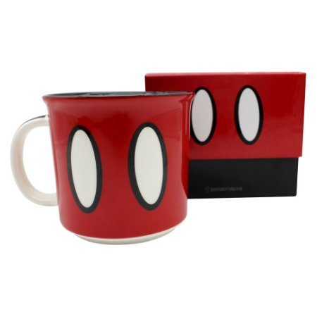 Caneca Tom 350ml Disney - Mickey Corpo