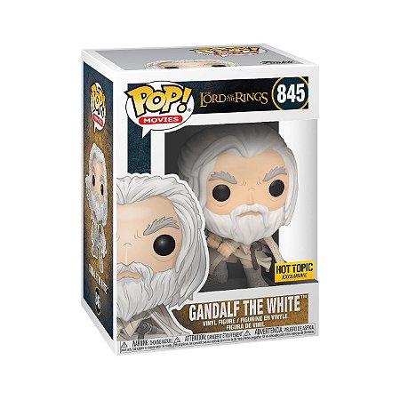 Funko Pop Senhor dos Anéis - Gandalf The White