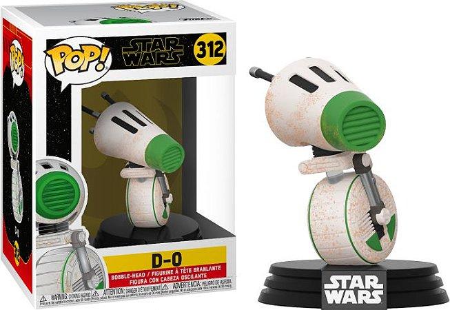 Funko Pop Star Wars - D-0 (312)