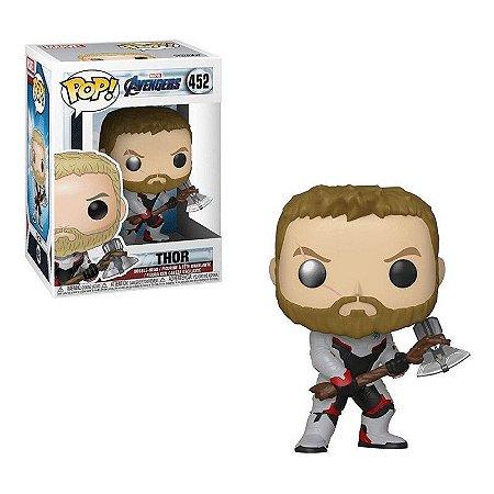 Funko Pop Avengers  Endgame - Thor (452)