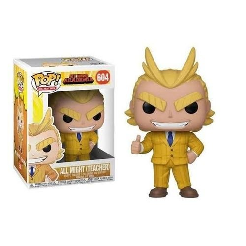 Funko Pop My Hero Academia - All Might (Teacher) (604)