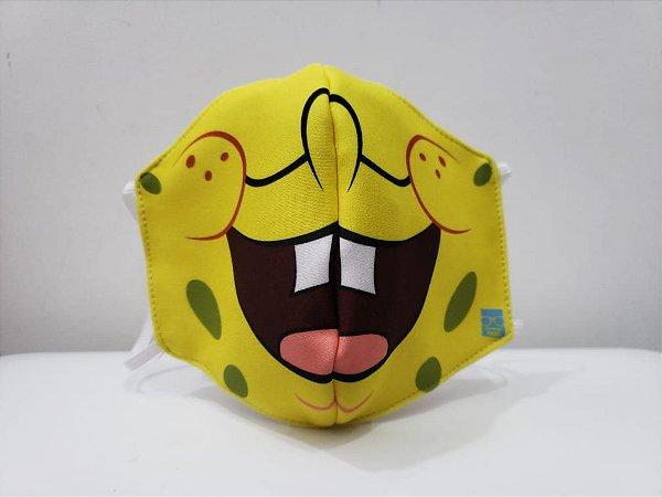 Máscara Bob Esponja