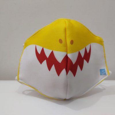 Máscara Baby Shark