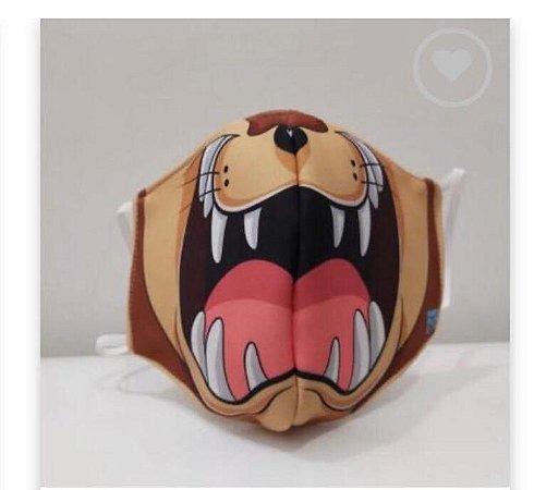 Máscara Looney Tunes - Taz