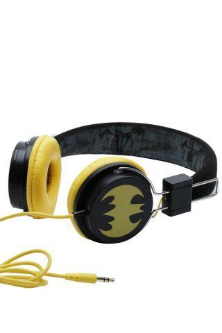 Headphone de Ouvido Dc - Batman Conector P2