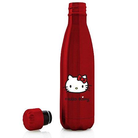 Garrafa Térmica Cantil 750ml Hello Kitty