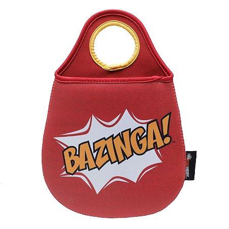 Lixinho de Carro The Big Bang Theory - Bazinga!