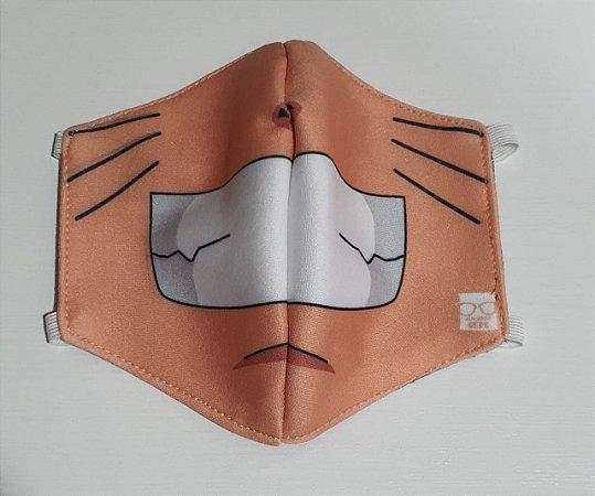 Máscara Naruto