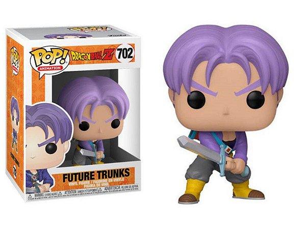 Funko Pop Dragon Ball Z - Future Trunks (702)