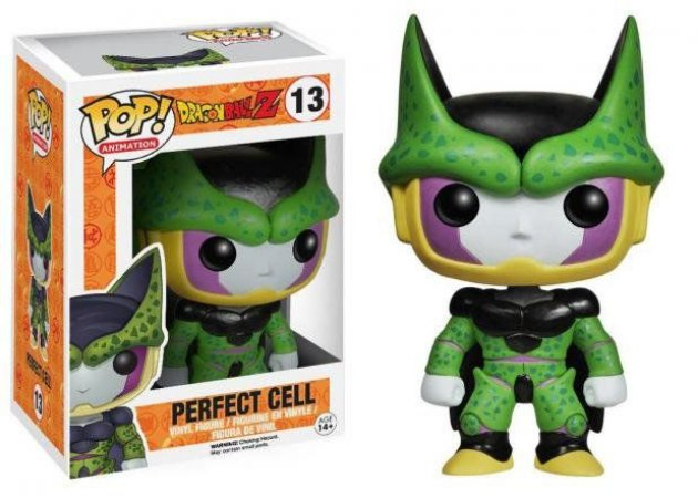 Funko Pop Dragon Ball Z - Perfect Cell (13)