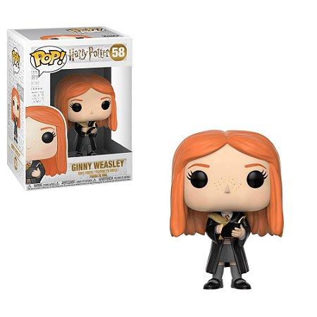 Funko Pop Harry Potter - Ginny Weasley (58)