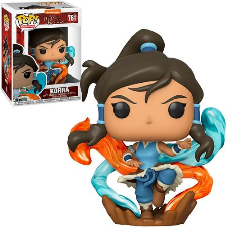 Funko Pop The Legend of Korra - Korra (761)