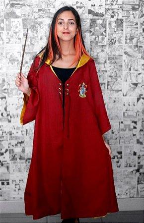 Capa de Harry Potter Quadribol - Harry Potter 7