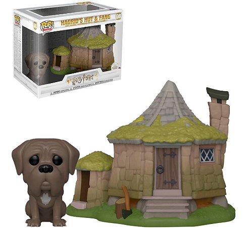 Funko Pop Harry Potter - Hagrid's Hut & Fang (08)
