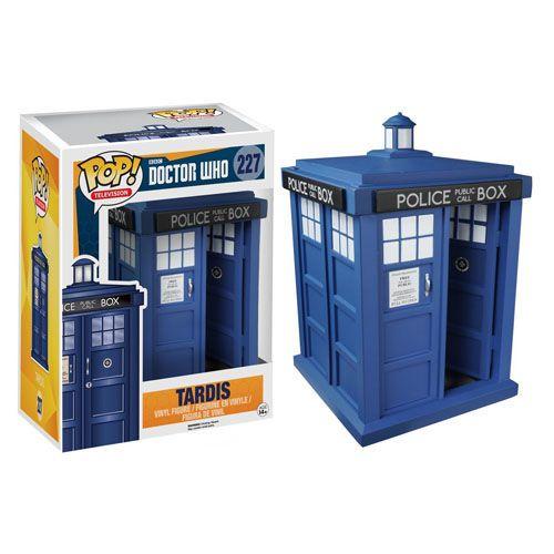 Funko Pop Doctor Who - Tardis (227)