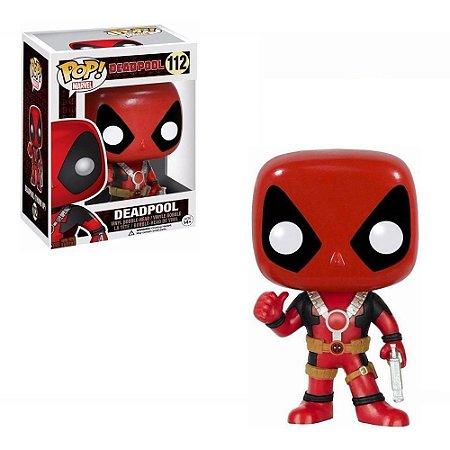 Funko Pop Deadpool - Deadpool (112)