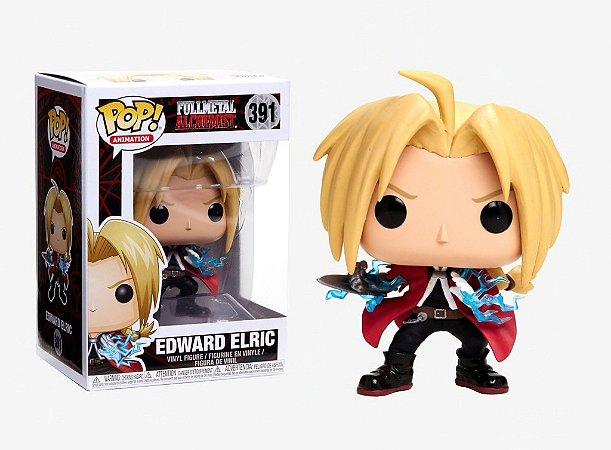 Funko Pop Fullmetal Alchemist - Edward Elric (391)