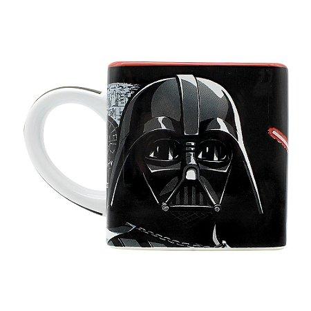 Caneca Cubo 300ml Star Wars - Darth Vader