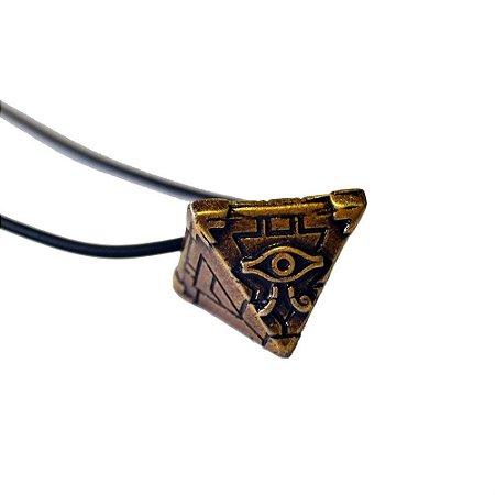 Colar Yu-Gi-Oh! - Enigma do Milênio