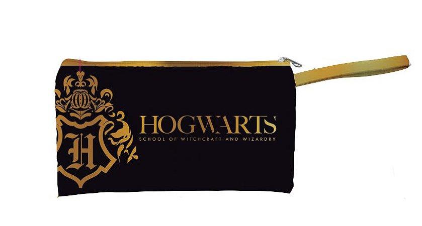 Necessaire Carteira Harry Potter - Hogwarts