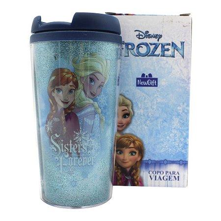 Copo para Viagem 250ml Frozen