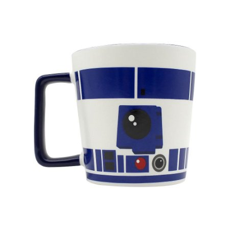 Caneca Buck 400ml Star Wars - R2-D2