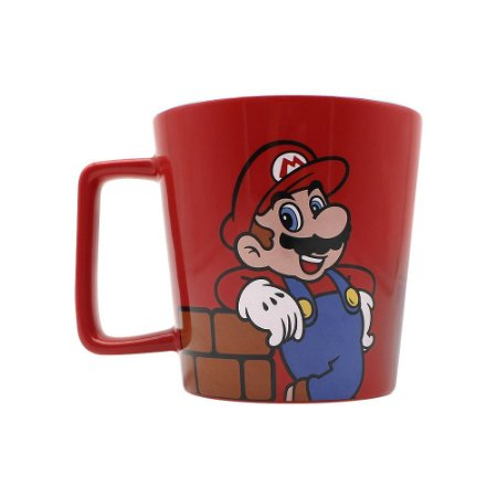 Caneca Buck 400ml Super Mario - Mario
