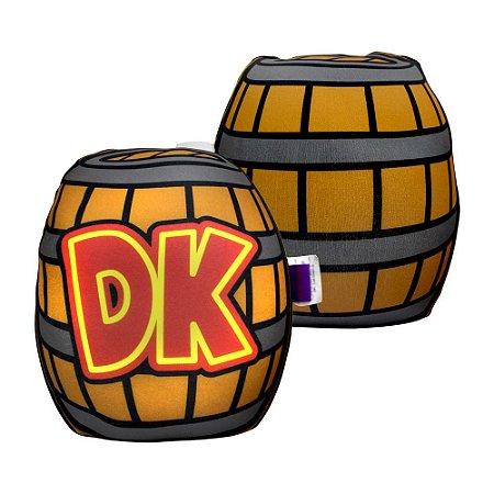 Almofada Micropérolas Donkey Kong - Barril