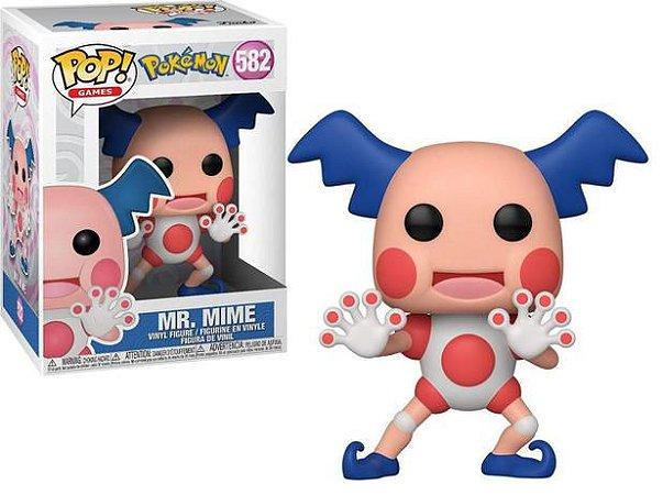 Funko Pop Pokémon - Mr. Mime (582)