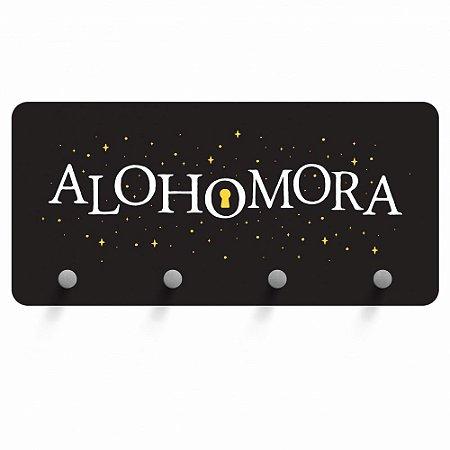 Porta-chaves Harry Potter - Alohomora Estrelas