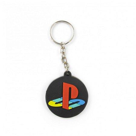 Chaveiro Playstation - Símbolo