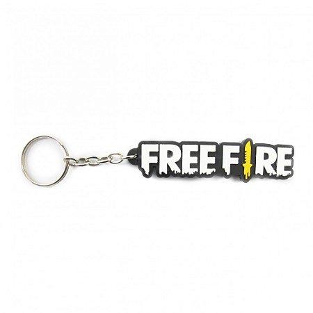 Chaveiro Free Fire - Símbolo