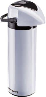 Garrafa Térmica Verona 0,6 litros Branca