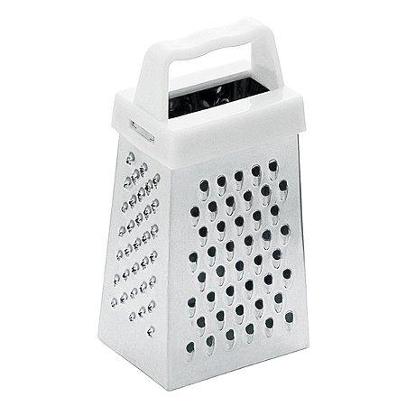 Kit com 10 Mini Ralador Inox Com Cabo de Plastico - Para chá de Panela - Gp Inox