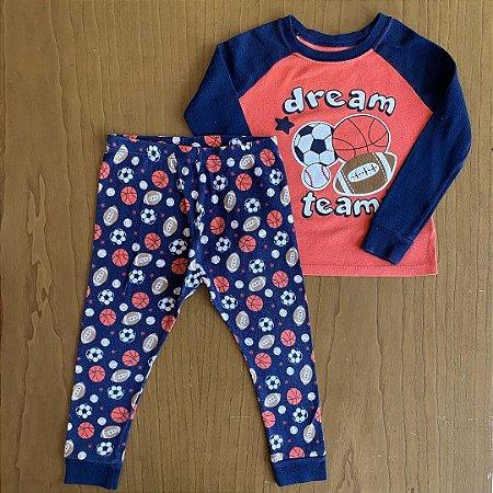 Pijama Importado - 12 meses