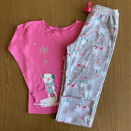 Pijama Carter's - 7 anos