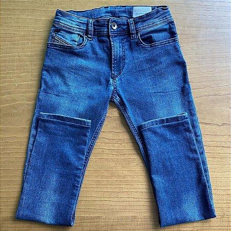 Calça Jeans Diesel - 11 anos