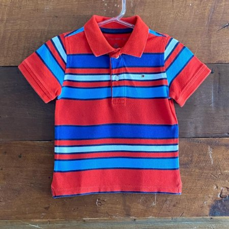 Polo Tommy Hilfiger - 2 anos