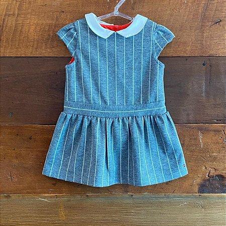 Vestido Tommy Hilfiger - 12 meses
