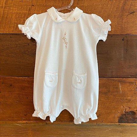 Macacão Baby Design- 3 meses