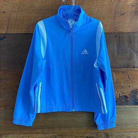 Jaqueta Corta vento Adidas - 8 anos