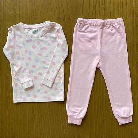 Pijama Uniqlo - 18 a 24 meses