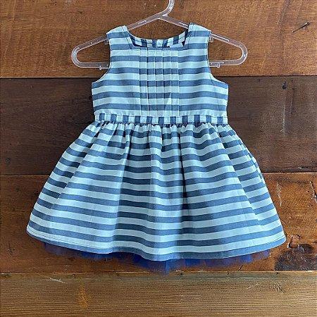 Vestido Carter's - 6 meses