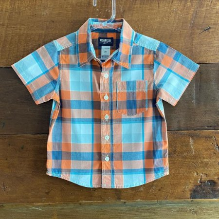 Camisa Oshkosh - 2 anos